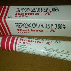 1 Vitamin a retin ol cream 20g antiacne/wrinkles